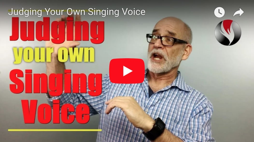 Judging Your Own Singing Voice