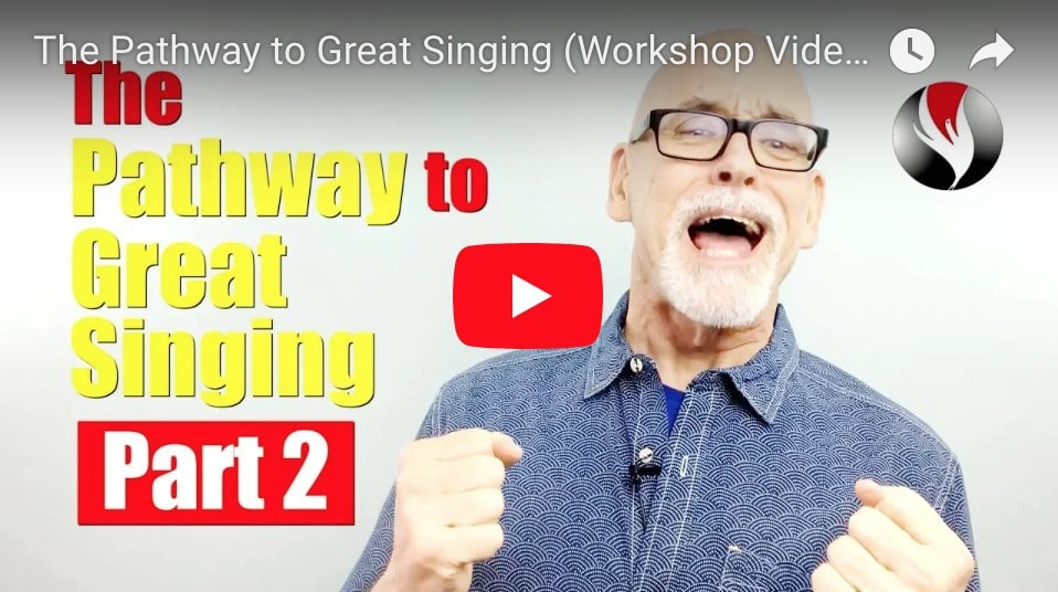 The Pathway to Great Singing – Video #2 – Vocal Types and Bridging