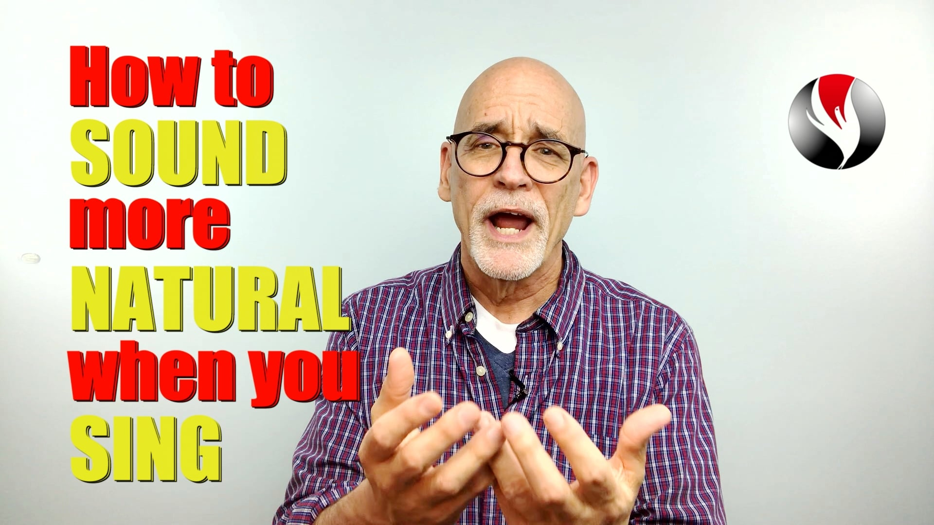 How to Sound More Natural When You Sing