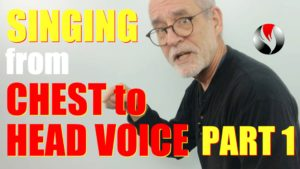 Singing from Chest to Head Voice – Part 1 – Exercises for Fast Success
