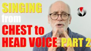 Singing from Chest to Head Voice – Part 2 – Exercises For Stronger Head Voice