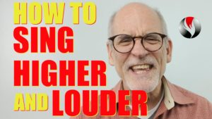 How To Sing Higher And Louder without Damaging Your Voice