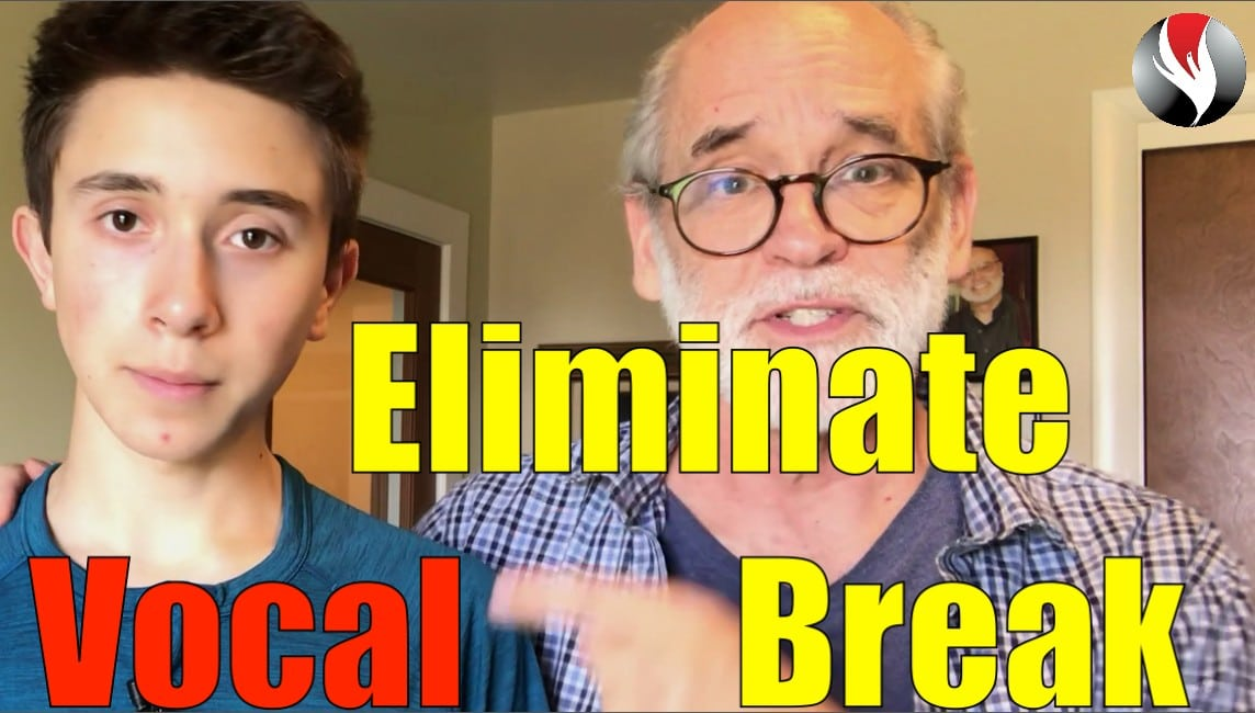How to Eliminate Vocal Break: 16-Year-Old Singer Eliminates Vocal Break – Before and After!