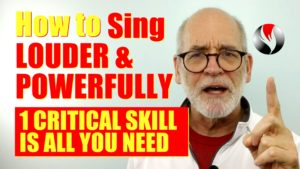 How To Sing Louder And More Powerfully – 3 Critical Mistakes To Avoid