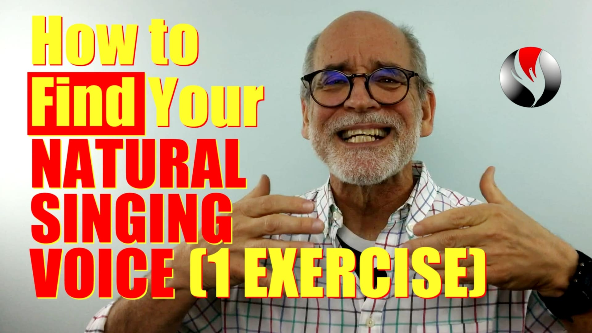 How To Find Your Natural Singing Voice – Do This One Easy Exercise