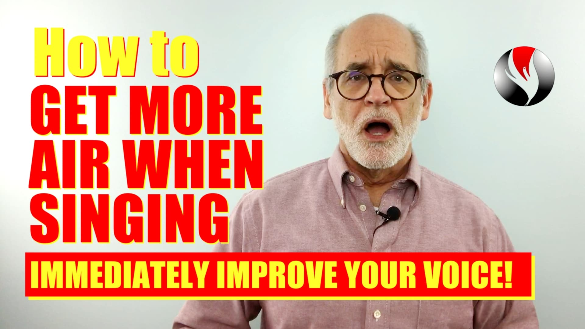 How To Get More Air When Singing – Immediately Improve Your Voice!
